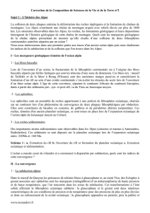 Correction de la Composition de Sciences de la Vie et