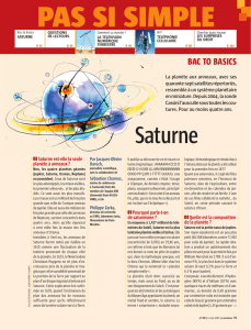 Saturne - Université Paris Diderot