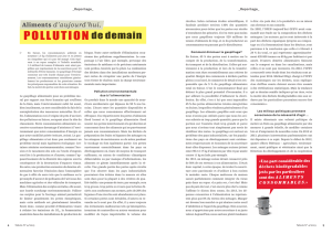 Le gaspillage alimentaire PDF