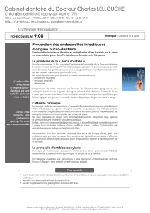 Version pdf - Cabinet dentaire du Docteur Charles Lellouche