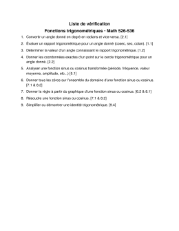 liste vérification trigo 526-536 - TeleLearning-PDS