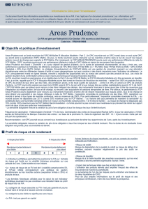 Areas Prudence