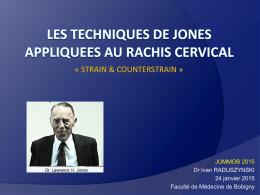 jones strain counterstrain