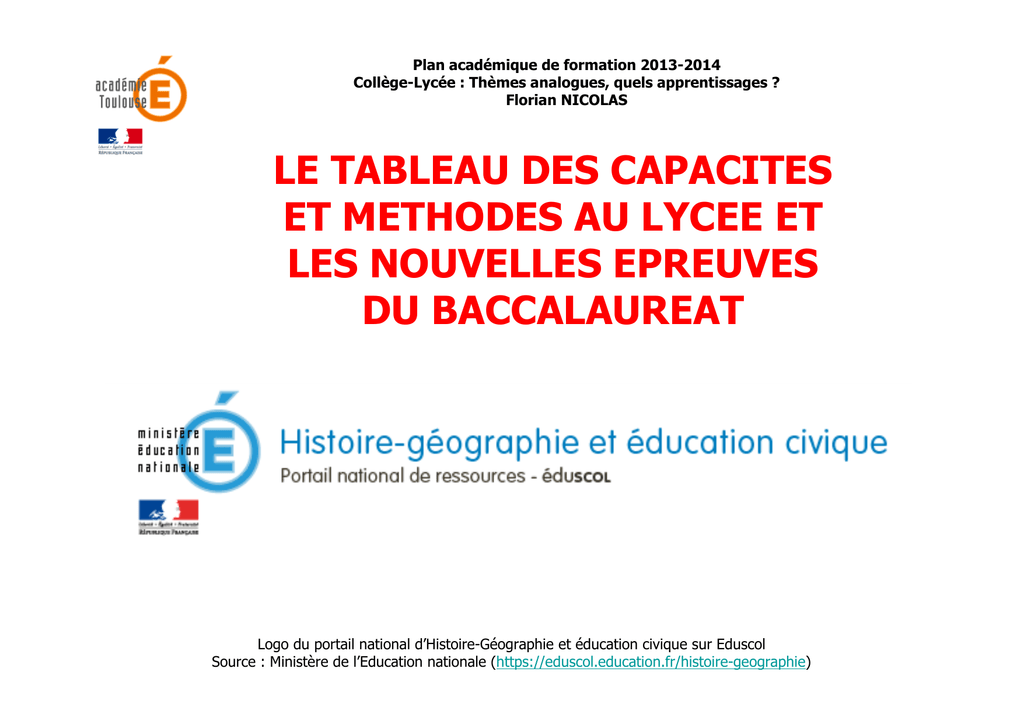 Fond De Carte Bresil Eduscol.Presentation Capacites Et Methodes Lycee
