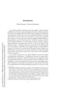 Introduction - Presses Universitaires de Rennes