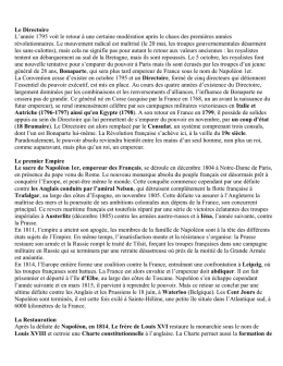 plaine de la rencontre napoléon