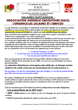 A l`attention de