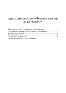 3 approximation de Poisson