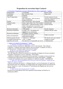Proposition de correction Sujet Cacharel