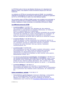Evaluation de la cohorte PRIMO – CI-ANRS 1220
