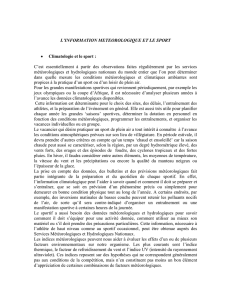Télécharger le document - Institut National de la Météorologie