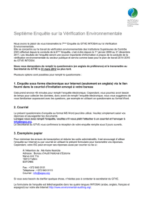 French  - Working Group on Environmental Auditing