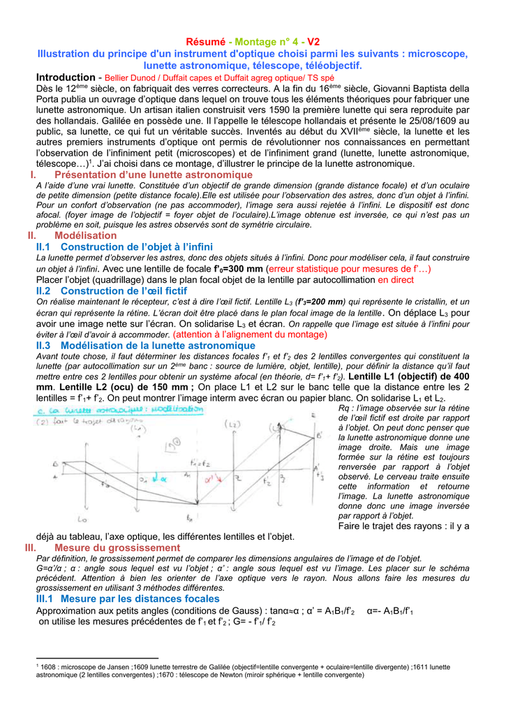 a4961a387d V. Limite de la lunette astronomique