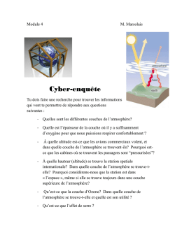 Informatique - Classes de M. Marsolais