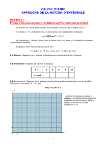 CALCUL D`AIRE
