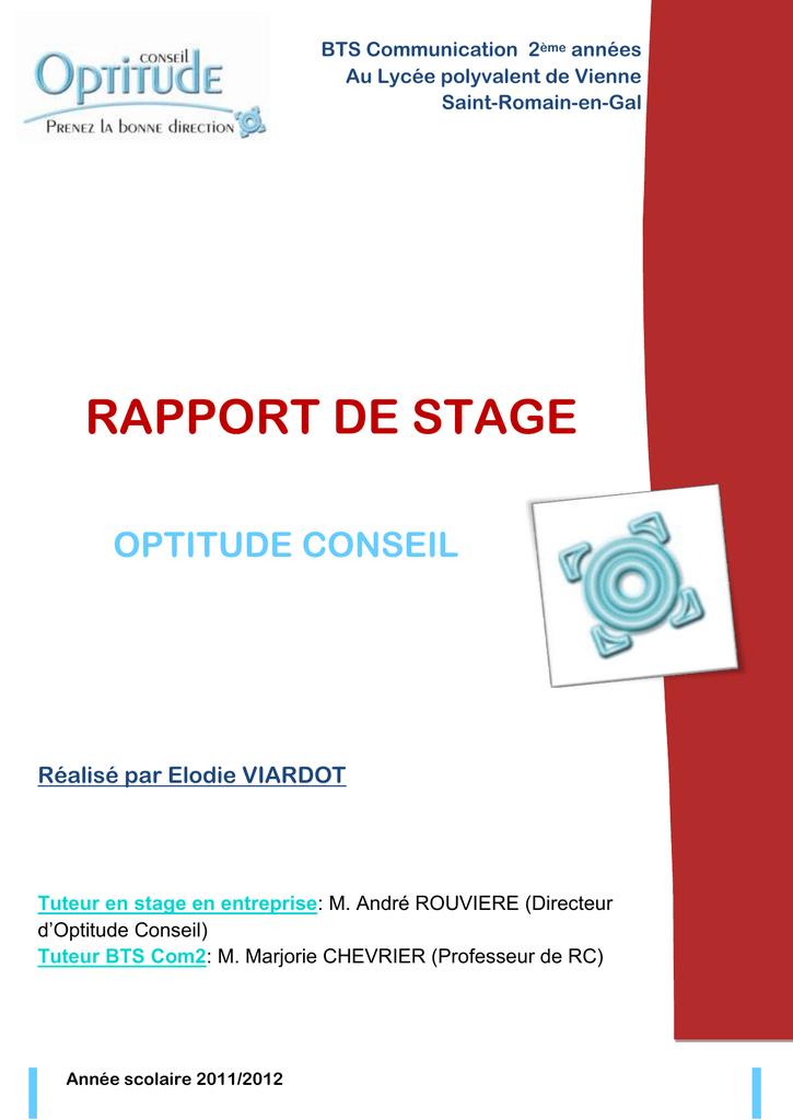 Rapport-de-stage-Elo..