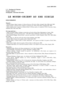Document LHUM HLHCP301 KEVONIAN Feuille de route