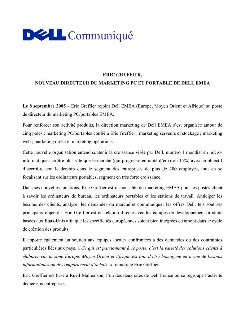 Entreprises Basées À Rueil Malmaison news - dell