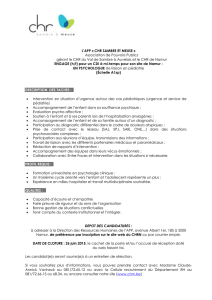 Importante institution régionale à vocation publique engage (h/f)