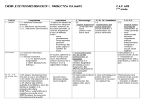 exemple de progression en ep 1 - Académie de Nancy-Metz