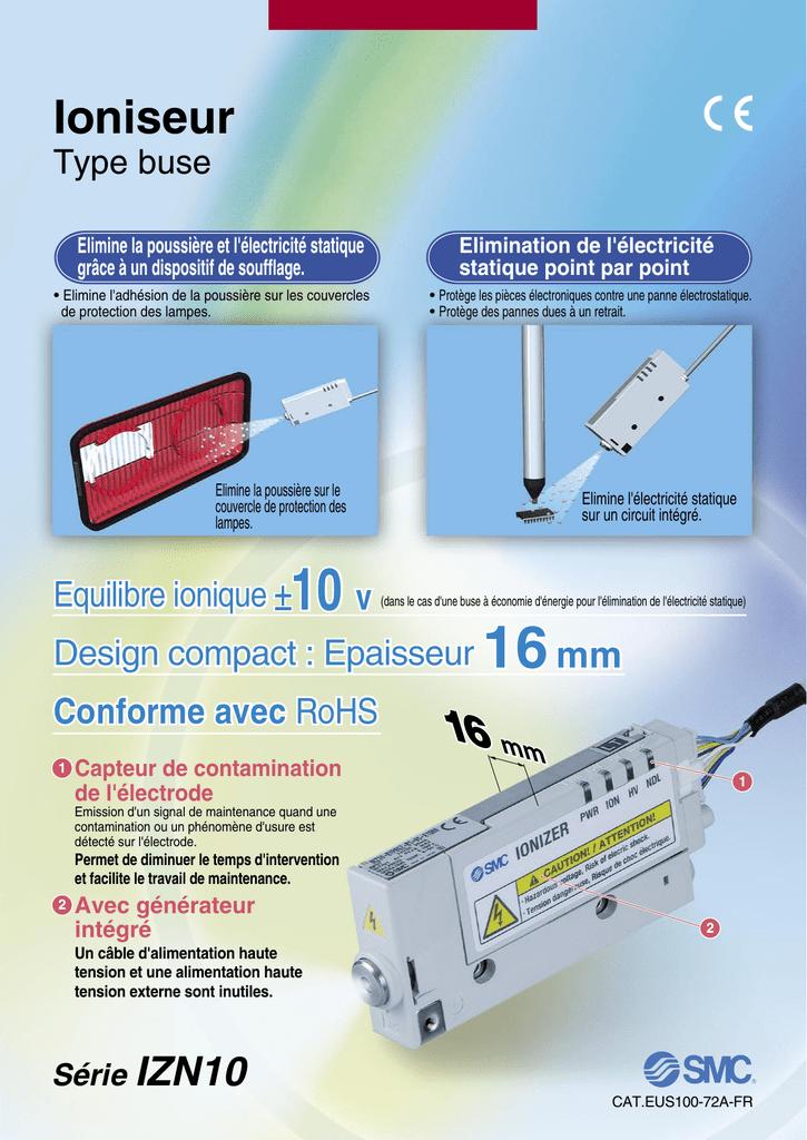 Filtre /à particules de rechange sonde compacte; 10 off