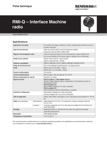 RMI-Q – Interface Machine radio