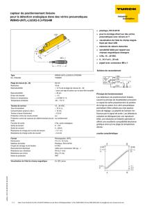 TURCK bi50u-q80-vp4x2-h1141 Commutateur de proximité inductives