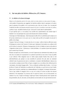 Dissertation ionesco rhinoceros