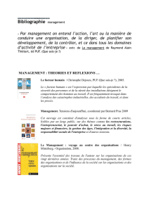 Bibliographie management