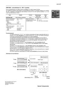 Amp/èrem/ètre Voltm/ètre Num/érique AC 22mm rouge Double Affichage LED Compteur de Courant Indicateur de Tension 60-500V 0-100A Affichage de Couleurs Diff/érentes