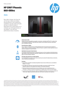 PC Consumer EMEA Desktop features