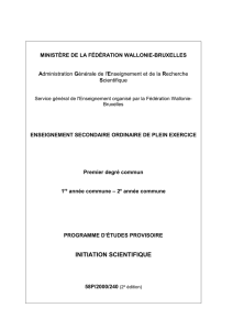 Programme Initiation scientifique P 4-10-2013