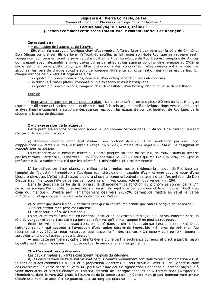 Dissertation sur amour ou honneur cover letter for cfo position