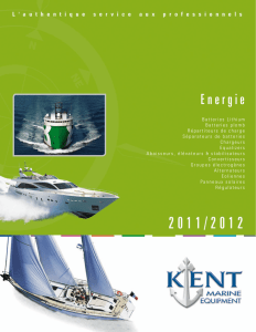 24v - KENT Marine Equipment