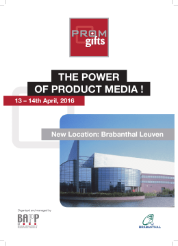 the power of product media