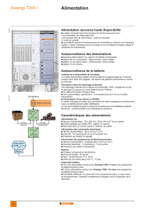 Alimentation - Schneider Electric