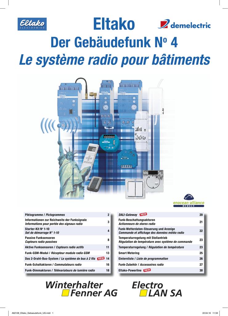 Funk Fernbedienung für alle 12V Geräte für 4 Verbraucher 2 Fernbedienungen