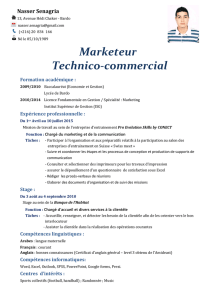 Marketeur Technico