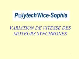 Polytech Nice Sophia