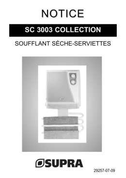 sc 3003 collection