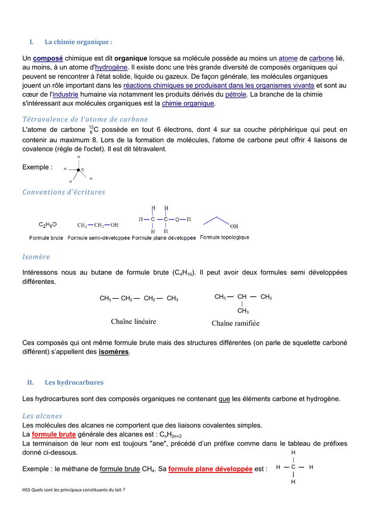 glycogène formule chimique