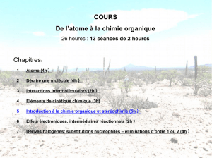 Cours R. Losno Introduction chimie organique File