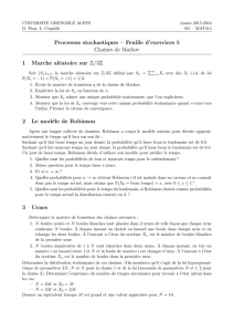 Feuille d`exercices 5 - Université Grenoble Alpes