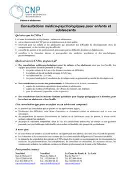 DOCUMENT DE BASE