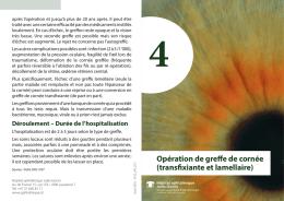cornea guttata hérédité