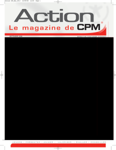 action n°109 - Capital Terrain® par CPM France