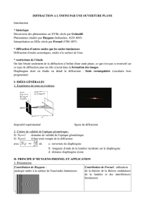 Cours diffraction