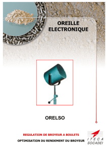OREILLE ELECTRONIQUE