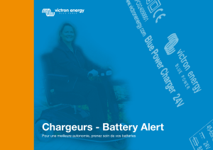 Chargeurs - Battery Alert