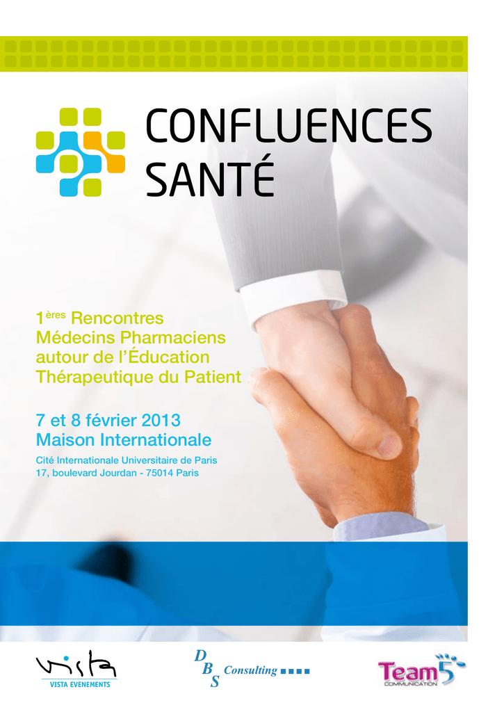 rencontres pharmaciens